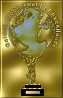 Web Creations Golden Globe Award