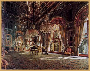 The Hall of Mirrors, Golestan Palace