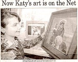 Katy's Art on the Net