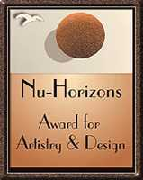 Nu-Horizons Award for Artistry and Design